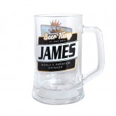 James - Beer King