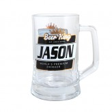 Jason - Beer King
