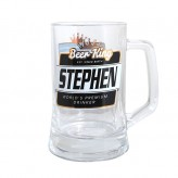 Stephen - Beer King