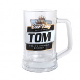 Tom - Beer King