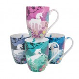 Unicorn Dream Mugs - Asst