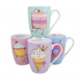 Sweet Tooth Mugs - Asst