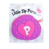 P - My Little Zip Purse