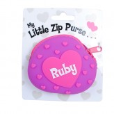 Ruby - My Little Zip Purse
