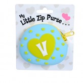 V - My Little Zip Purse