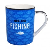 Fishing - Man I Love Mug