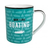Boating - Man I Love Mug