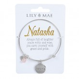 Natasha - Personalised Bangle