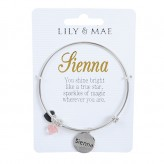 Sienna - Personalised Bangle