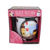 Black Russian - Mug Cake