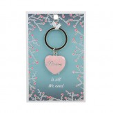 Love Is Keyring LOK002 - B&B