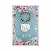 A Gift of Love Keyring LOK005 - B&B