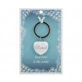 Best Dad Keyring LOK006 - B&B