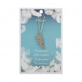Believe Sometimes Necklace BLE103 - B&B