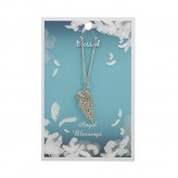 Blessed Angel Necklace BLE105 - B&B
