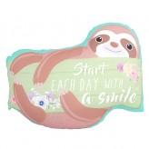 Sloth - Shaped Cushion