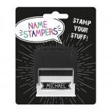 Name Stamper - Michael