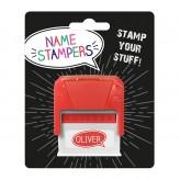 Name Stamper - Oliver