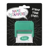 Name Stamper - Ruby