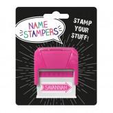 Name Stamper - Savannah
