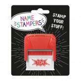 Name Stamper - Tom
