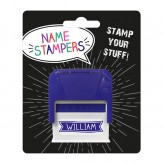 Name Stamper - William