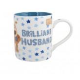 Brilliant Husband - Boofle Mug